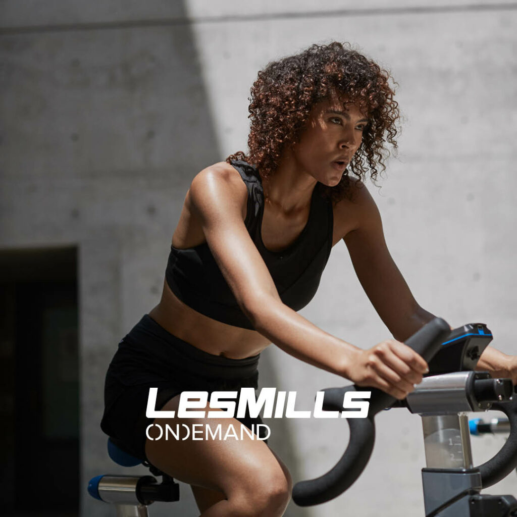 Les Mills available from CGX - Hull Image