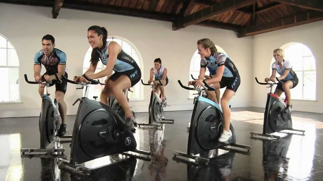 Hull Fitness Les Mills THE TRIP IMAGE